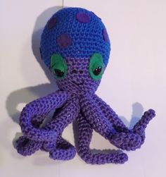 Amigurumi Barmy: Fins and flippers
