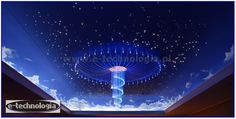 Żyrandol światłowodowy - http://oswietlenie-led.eu/
