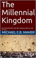 Christ is coming again to reign on the earth for one thousand years, and His church will return with Him. This book reveals what the bible teaches us about the millennial reign of Christ.