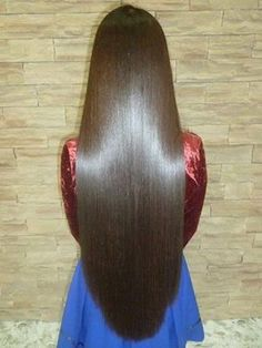 Will you give a like? Heck I'll give it a LOVE ! Beautiful, Shiny, long straight hair!!