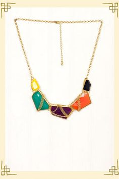 Harmony Necklace in Multi