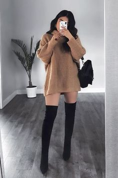 32 Charming Fall Street Style Outfits Inspiration to Make You Look Cool this Season Style Style 20 Fall Outfits Ideas for Women Casual Comfy and Simple Street Style Outfits, Winter Fashion Outfits, Look Fashion, Spring Outfits, Womens Fashion, Fashion Trends, Autumn Outfits, Fashion Bloggers, Fashion Ideas