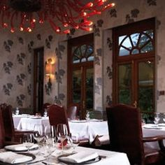 DESIGNRESTAURANTS Lainston House Hotel - Winchester, Hampshire | Club offers available