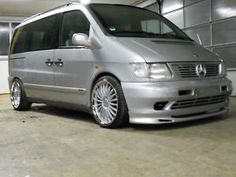 Mercedes,V-klasse,Vito ,V-230,Amg,Tuning,Einzelstück EUR 5000