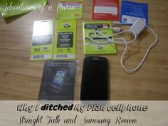 Why I ditched My cellphone plan