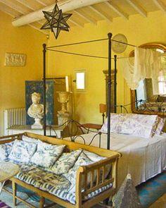 Provence villa near Isle sur Sorgue  http://www.theluberon.com/rentals/ls/le-thor/9/mas-de-la-rose