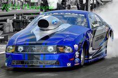 Mustang Pro Stock