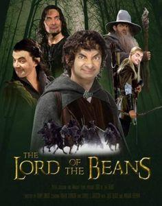 """Quand """"M. Bean"""" parodie les supers héros ! Hilarant..."""