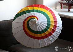 DIY Kaylee parasol Firefly