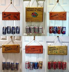 """Funny idea-Use keystone or any other beer and put on the board """"texas state university wind chimes"""" lol"""