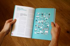 One Thing I Know book design