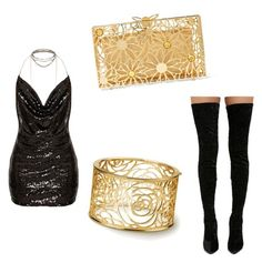 """""""Untitled #25"""" by angelxxmarie on Polyvore featuring Cape Robbin and Charlotte Olympia"""