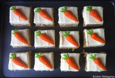 Kristins Middagstips: Verdens beste gulrotkake Cakes And More, Sushi, Sweets, Baking, Eat, Ethnic Recipes, Food, Link, Sweet Pastries
