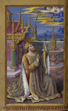 (1) Francis I of France - Twitter Search / Twitter Medieval Life, Medieval Art, Medieval Manuscript, Illuminated Manuscript, Renaissance, Biblical Art, Bible Covers, Christian Devotions, Book Of Hours