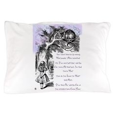 Youre Mad Pillow Case on CafePress.com