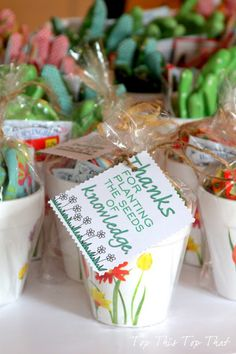 Top This Top That: Teacher Appreciation Gift Ideas