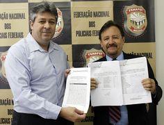 FENAPEF - Chapa União e Luta vence eleição para a Diretoria Executiva da FENAPEF