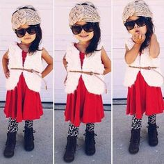 Fashion kid! What the heck?!