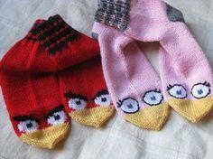 Odelman kudelmat: Vihaisia sukkia