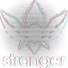 Stranger Things Adidas 3d VHS