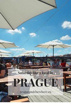 Prague Tips: Spend Saturday like a local in Prague, Czech Republic. Travel in Europe. Prague Travel Guide, Travel Tips For Europe, Travel Destinations, Amsterdam, Like A Local, Central Europe, London, European Travel, Prague Czech