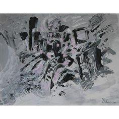 "Celeste Plowden ""Blast Off"" Painting"