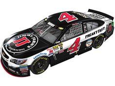 Jayski's® NASCAR Silly Season Site - 2016 NASCAR Sprint Cup Series #4 Paint Schemes