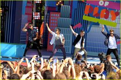 Big Time Rush: Worldwide Day of Play 2013