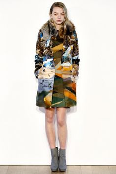 Basso & Brooke Fall 2011 Ready-to-Wear Fashion Show
