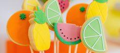 Tutti Frutti Pineapple Birthday Party