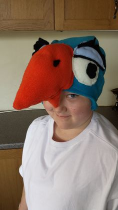 """ZaZu Costume I made for my son's school play 2013 """"the Lion King"""""""