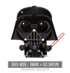 Blog_Paper_Toy_papertoy_Mini_Darth_Vader_pic1