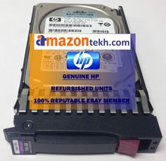 "HP 431958-B21 146GB 10K 2.5"" 3GBps SAS Hard Drive"