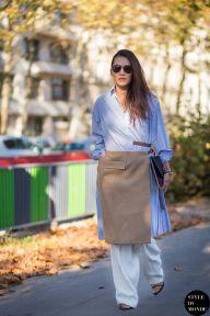 STYLE DU MONDE / Paris FW SS15 Street Style: Tina Leung // #Fashion, #FashionBlog, #FashionBlogger, #Ootd, #OutfitOfTheDay, #StreetStyle, #Style