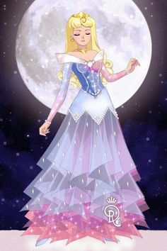Pink or Blue? ~ by thatpsychochic ~ created using the Sailor Senshi doll maker… Disney Princess Aurora, Sailor Princess, Disney Princess Drawings, Disney Princess Dresses, Princess Art, Anime Princess, Disney Drawings, Princess Bubblegum, Arte Disney