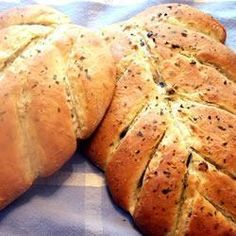 Fougasse Provencale + Rustic White Bread Recipe — Dishmaps