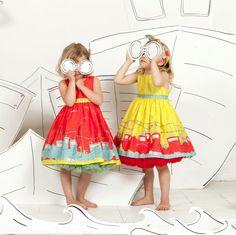 Les robe de Poppy