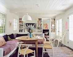 At Home With Amanda Peet