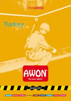 www.awon.com.tr  Product Catalogue 2015