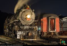 RailPictures.Net Photo: SRR 4501 Southern Railway Steam 2-8-2 at Chattanooga, Tennessee by JGoodrichphotography.com