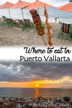 Where to eat in puerto vallarta