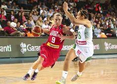 Blog Esportivo do Suíço: Brasil cai para R. Tcheca na estreia no Mundial feminino de basquete