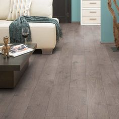 Find the Eurohome Cottage Twin Clic San Diego Oak Rustic Laminate Flooring by Krono Original at Leader Floors.
