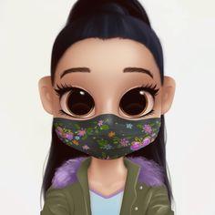 Kawaii Girl Drawings, Bff Drawings, Cute Disney Drawings, Cute Girl Drawing, Cartoon Girl Drawing, Cartoon Art, Girl Cartoon Characters, Cute Cartoon Girl, Cute Girl Wallpaper