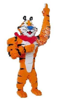 LEGO Tony the Tiger