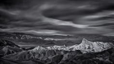 """Happy to share with you that my photograph """"Stormy weather over Zabriskie"""" shot in Death Valley has been published by 1x, the biggest curated online gallery in the world! Join us next January in Death Valley for my Master Series Workshop  https://vieribottazziniworkshops.com/product/1801-death-valley-photography-workshop"""