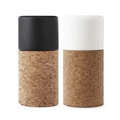 10 Understated Salt & Pepper Shaker Sets — Product Roundup