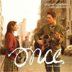"""""""Once"""" on Broadway? I had no idea this was in the works. One of my favorite indie films and i'm so looking forward to seeing it on broadway!"""