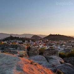 The hills #hometown #Plovdiv #panorama #travel #bulgaria