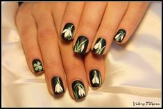 spring nail art | Spring nail art ideas by Valery Filipova
